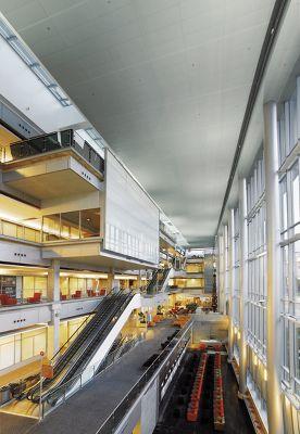 Indiana University-Purdue University Indianapolis Campus Center