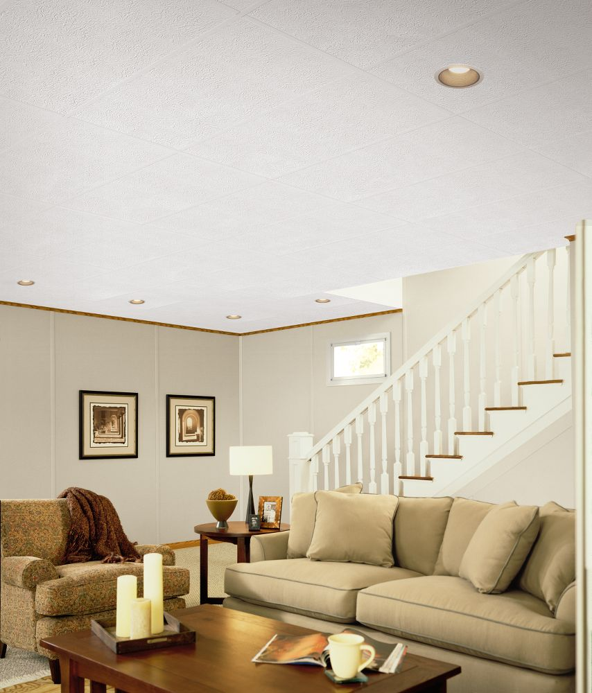 Baltic Homestyle Ceilings Textured Paintable 2 X 4 Panel