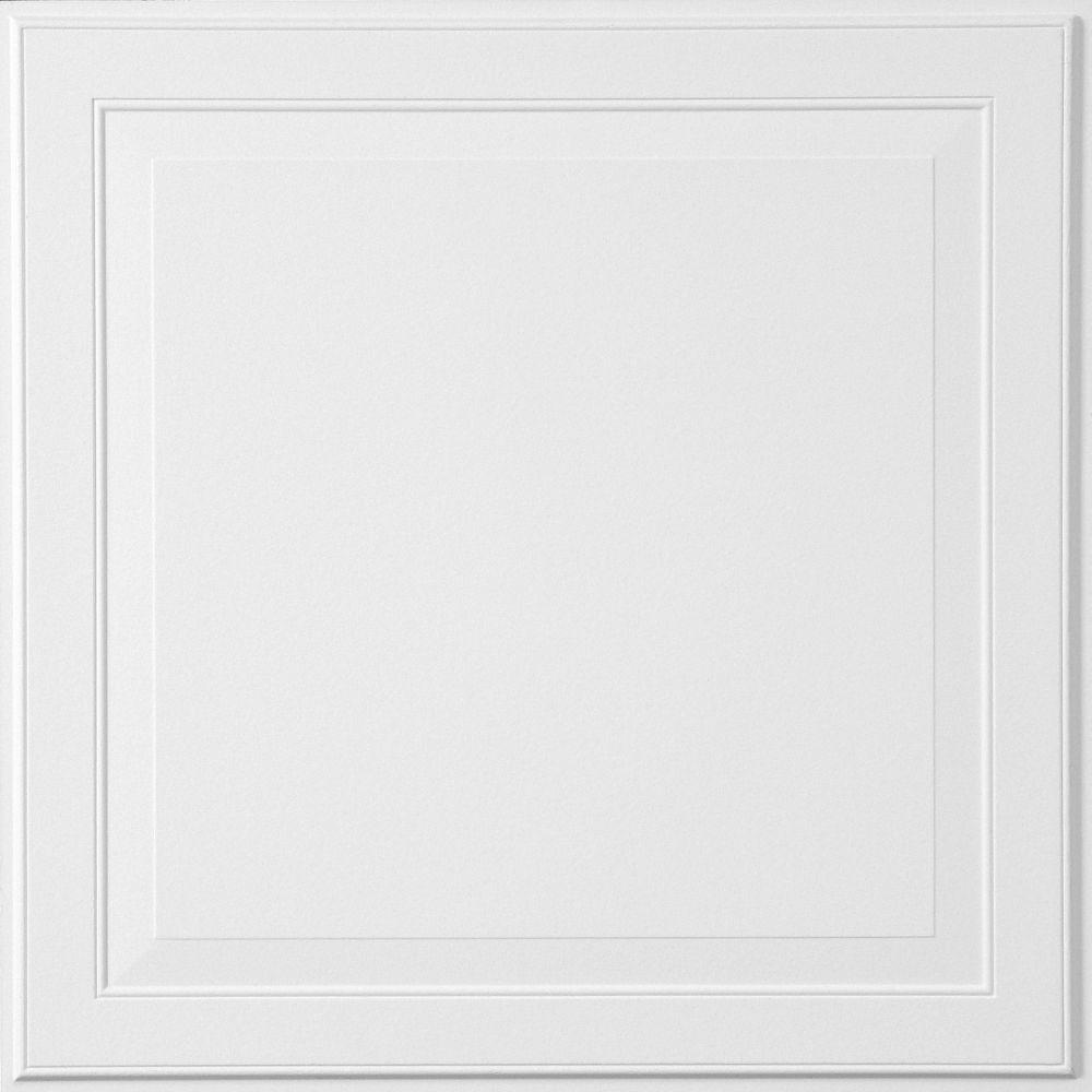 Single Raised Panel Homestyle Ceilings Coffered Paintable