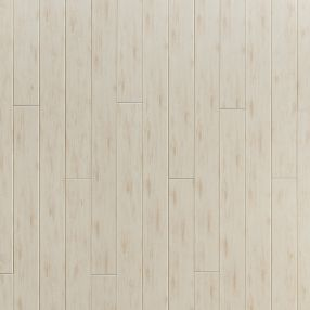 "WoodHaven Wood White 5"" x 84"" Plank #1265"