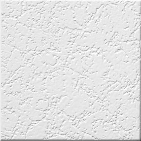 "Grenoble Textured White 12"" x 12"" Tile #258"