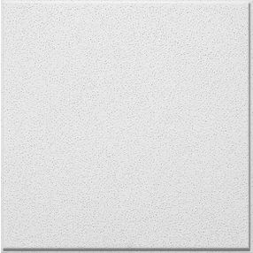 Sand Pebble Smooth White 2' x 2' Panel #269