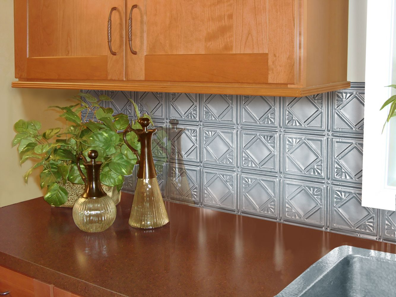 Ceiling Tiles For Kitchen Kitchen Ceiling And Kitchen Backsplash From Armstrong