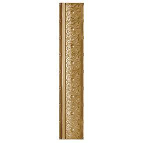 Metallaire Floral Cornice Metallic #5400707MAR