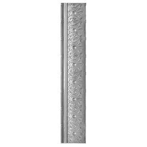 Metallaire Floral Cornice Metallic #5400707MLS