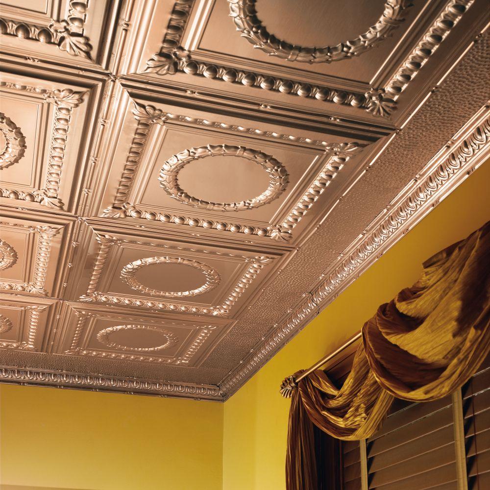 Metal Ceiling Panels : Metallaire filler panel collection tin metal