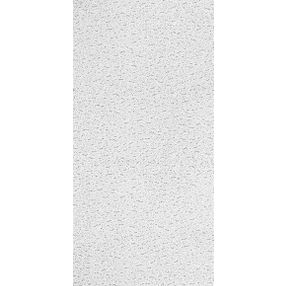 Textured Fire Guard Textured White 2' x 4' Panel #915