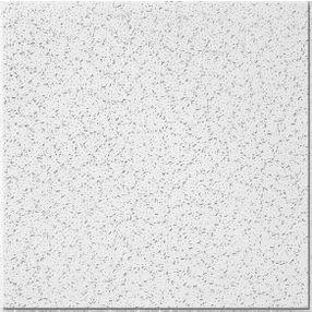 Random Textured Textured White 2' x 2' Panel #934