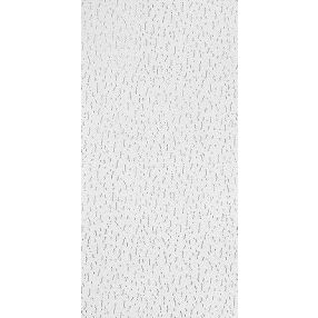 Directional Textured Lay-In Texturizada White 2' x 4' Panele #944