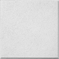 Classic Fine Textured Textured White 2' x 2' Panel #954