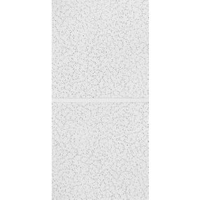 Scored Textured White 2' x 4' Panel #9767