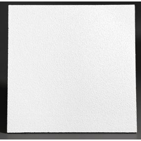 Zephyr Smooth White 2' x 2' Panel #PP292