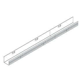 Perimeter Wall Framing System Quikstix Wall Framing Tee 8' QSWFT08R Installation