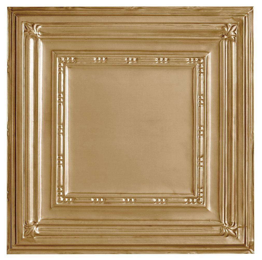 Metal Ceiling Panels : Metallaire bead collection tin metal metallic