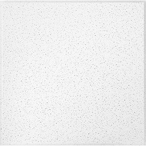 Fine Fissured Textured White 2' x 2' Panel #932