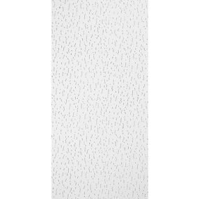 Directional Textured Lay-In Textured White 2' x 4' Panel #944