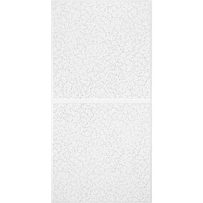 Scored Texturizada White 2' x 4' Panele #9767