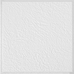 "Baltic Textured White 12"" x 12"" Tile #1132"
