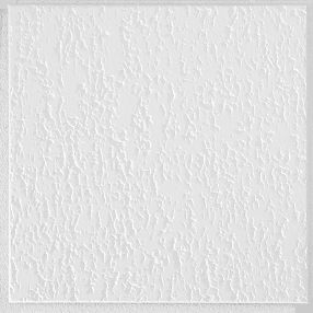 "Impression Textured White 12"" x 12"" Tile #1134"