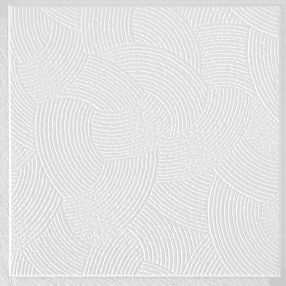 "Pinehurst Textured White 12"" x 12"" Tile #250"