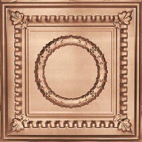 Metallaire Wreath Tin/Metal Metallic 2' x 4' Panel #5424503NCP