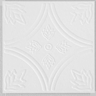 Circles Tin Look Collection Tin Metal Paintable 12 Quot X 12