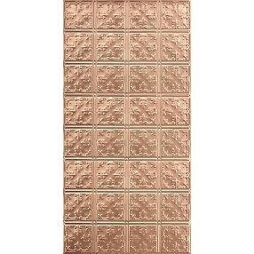 Metallaire Vine Estaño/Metal Metallic 2' x 4' Panele #5424210NCP