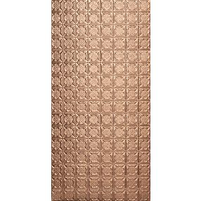 Metallaire Medallion Estaño/Metal Metallic 2' x 4' Panele #5424234NCP