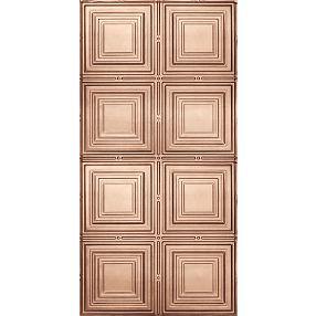 Plafones medianos Metallaire Estaño/Metal Metallic 2' x 4' Panele #5424320NCP