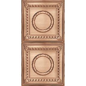 Metallaire Wreath Estaño/Metal Metallic 2' x 4' Panele #5424503NCP