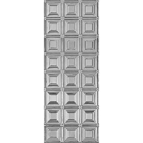 Metallaire Small Panels Backsplash Metallaire Backsplashes #5400204BNA