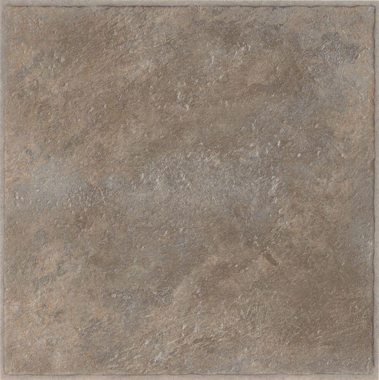 Grouted Ceramic - Smoke Vinyl Tile 21751