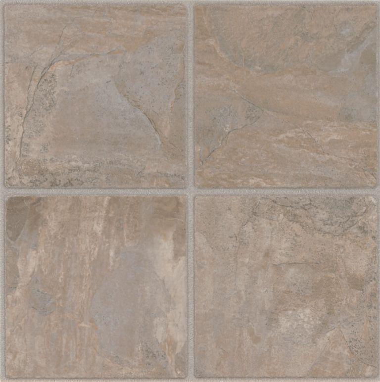 Chiseled Stone - Cliffstone Baldosa de vinil 24495