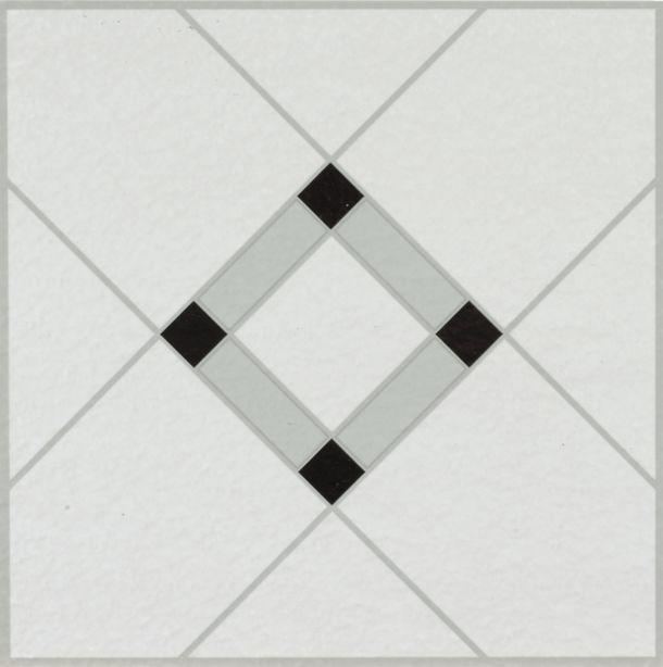 Lattice Lane white vinyl – 25280