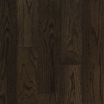 Northern Red Oak - Blackened Brown Hardwood 4210OBB