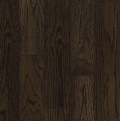 Northern Red Oak - Blackened Brown Hardwood 4510OBB