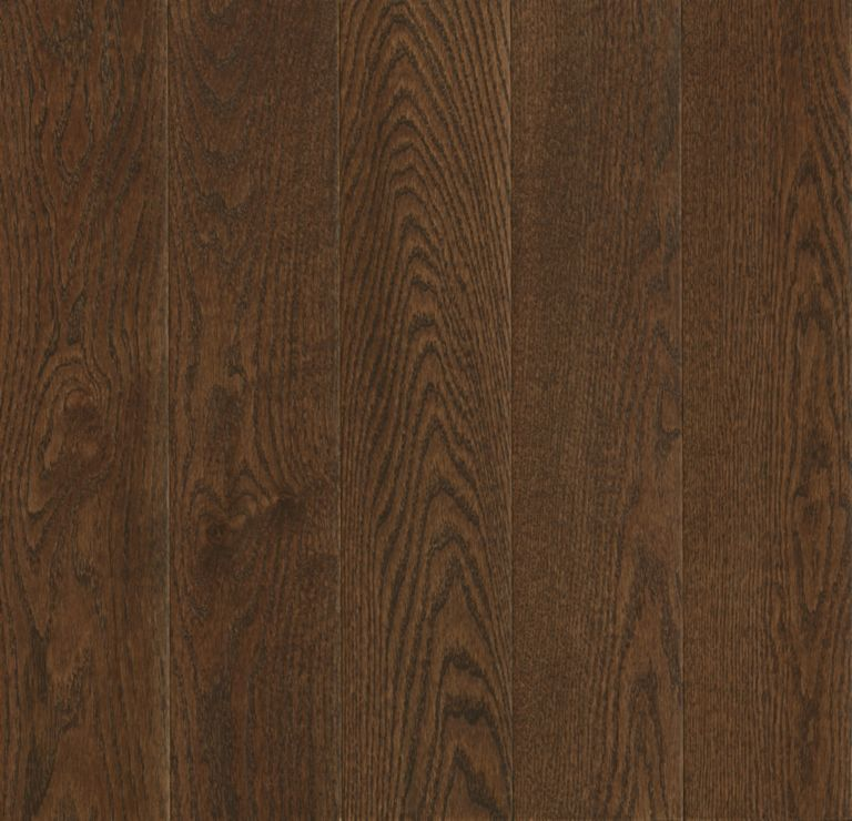Northern Red Oak - Cocoa Bean Hardwood 4510OCB