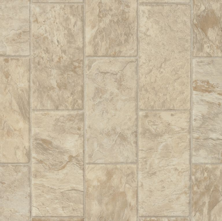 Imperial River - Taupe Vinyl Sheet 62636