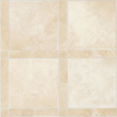 Lincoln Square - Sandstone Vinyl Sheet 62911