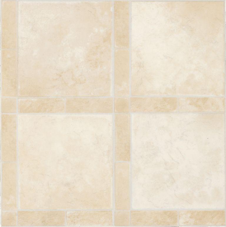 Lincoln Square - Sandstone Vinyl Sheet 62911
