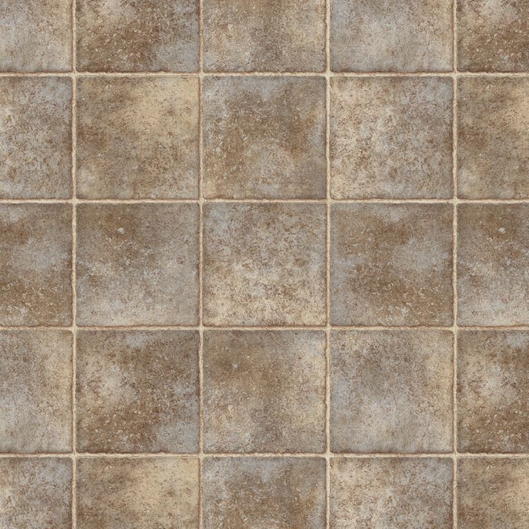 Huntley Road - Earthtone Vinyl Sheet 66240