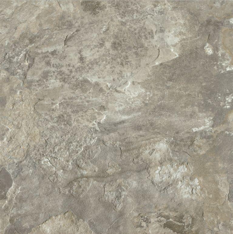 Athenian Travertine - French Gray Vinyl Tile A5126