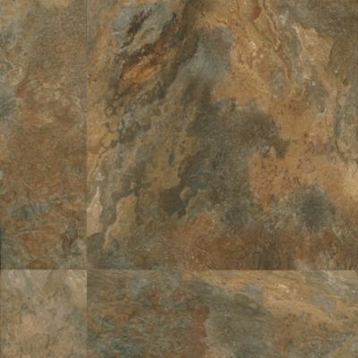 Lexington Slate - Multi-color Luxury Vinyl A6704