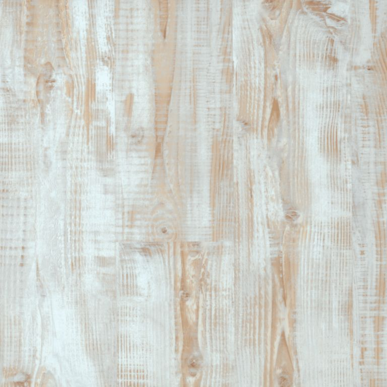 Painted Pine - Whitewashed Luxury Vinyl A6716