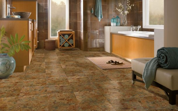Basement Flooring From Armstrong Flooring