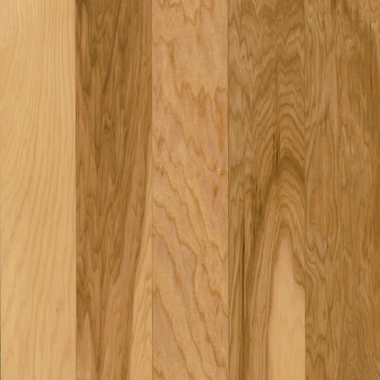 Hickory - Country Natural Hardwood APH5401