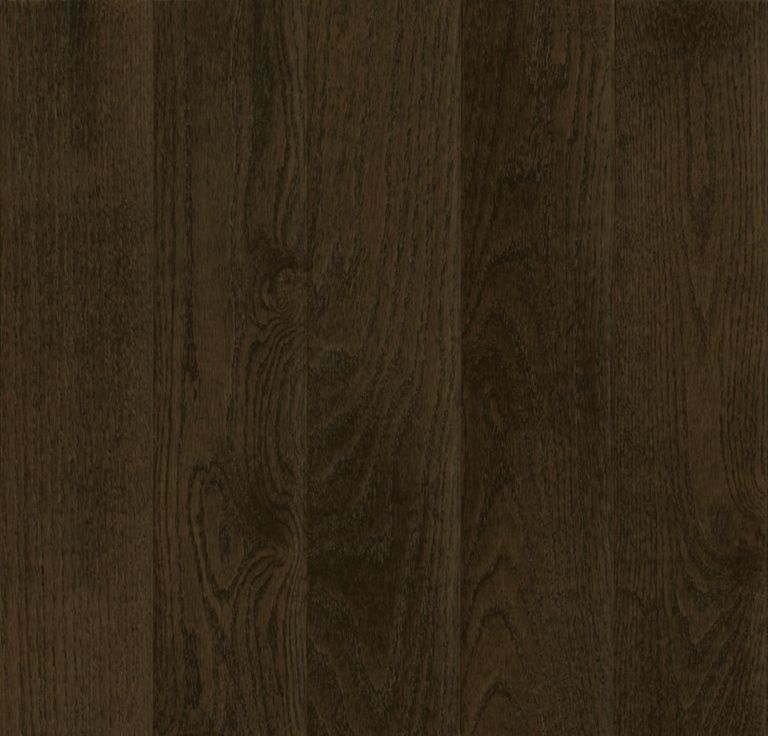 Red Oak - Blackened Brown Hardwood APK2275