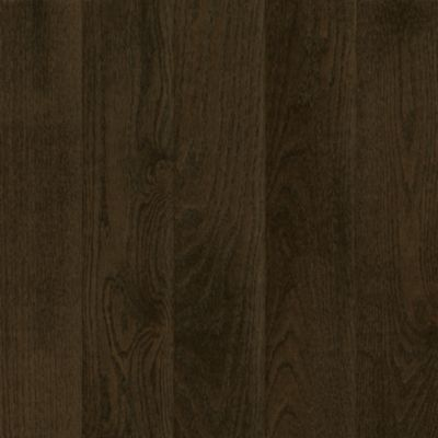 Red Oak - Blackened Brown Hardwood APK2475LG