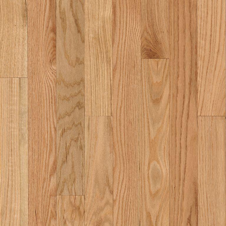Red Oak - Rustic Natural Hardwood C131