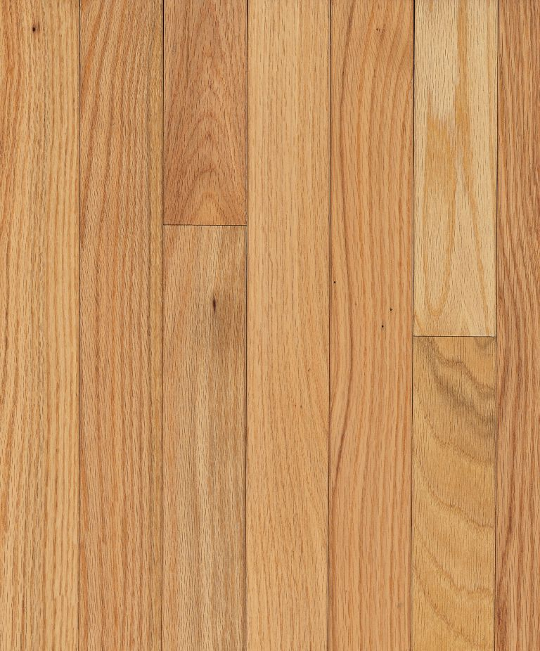 Red Oak - Natural Hardwood CB210